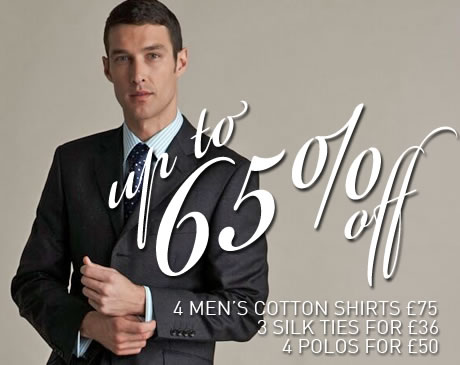 Savile Row - Up To 60% Off